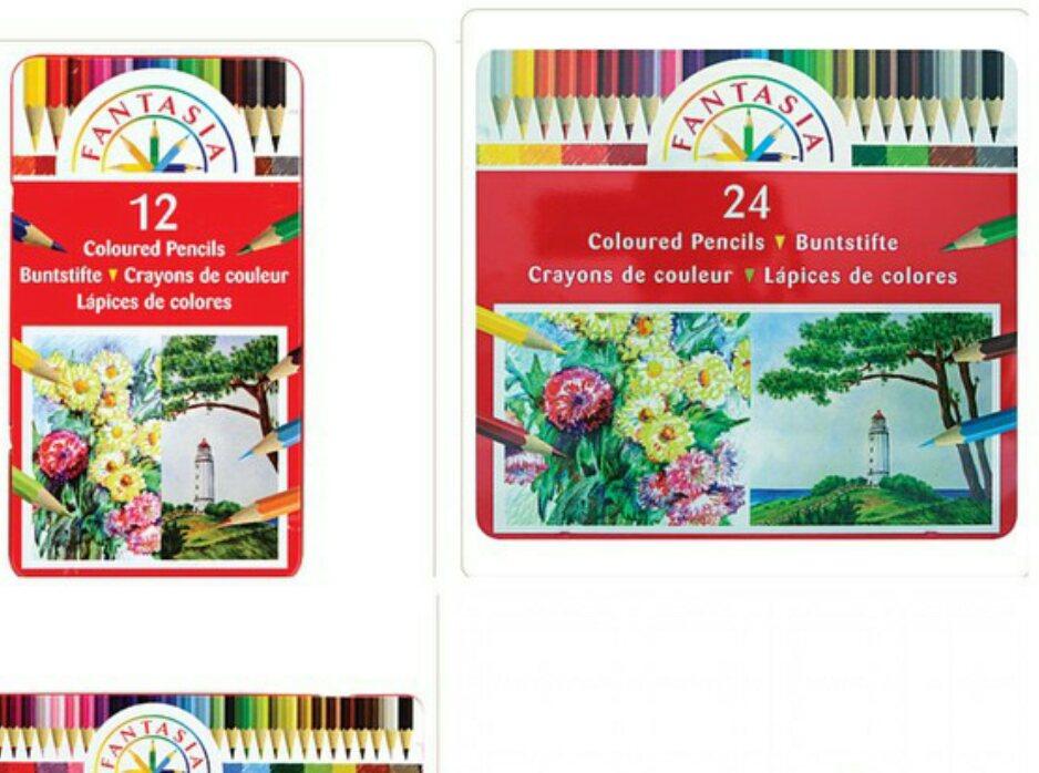 Coloring Pencil Sets
