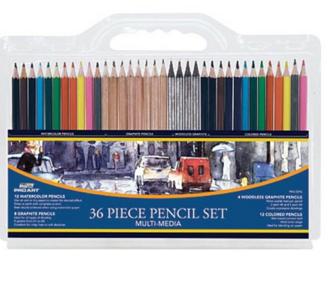 Art Drawing Pencil set